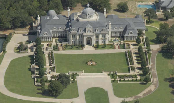 Texas Mega Mansion, Champ d'Or, Is Back On The Market For $69.9 Million
