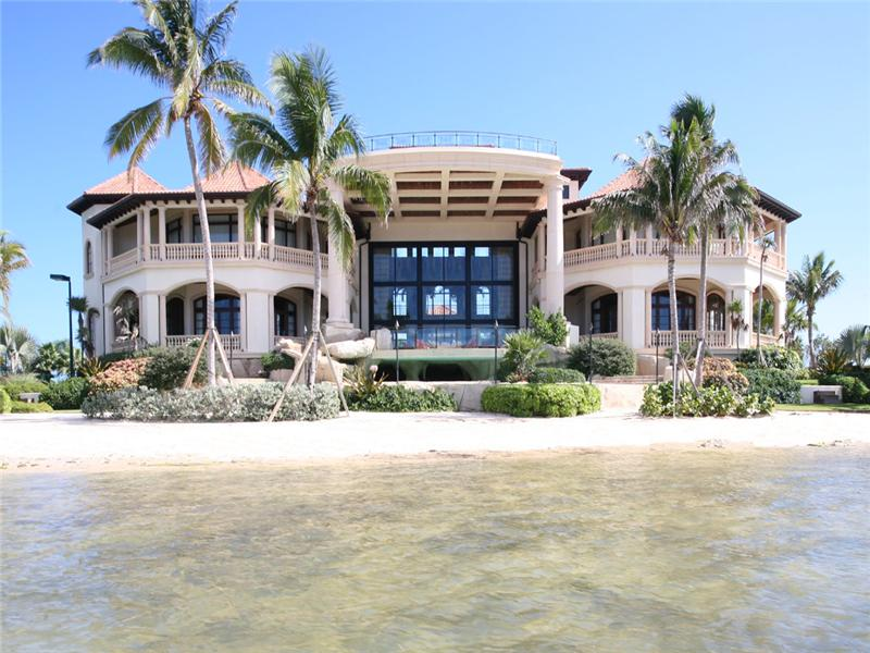 Castillo Caribe A Grand Oceanfront Mega Mansion In The