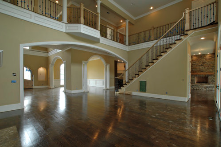 Stately new build in nashville tn homes of the rich for Real floors nashville tn