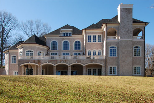 17,000 Square Foot Mansion In Hendersonville, TN