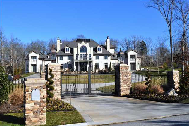 Newly Built 25 000 Square Foot Mansion In Ooltewah Tn