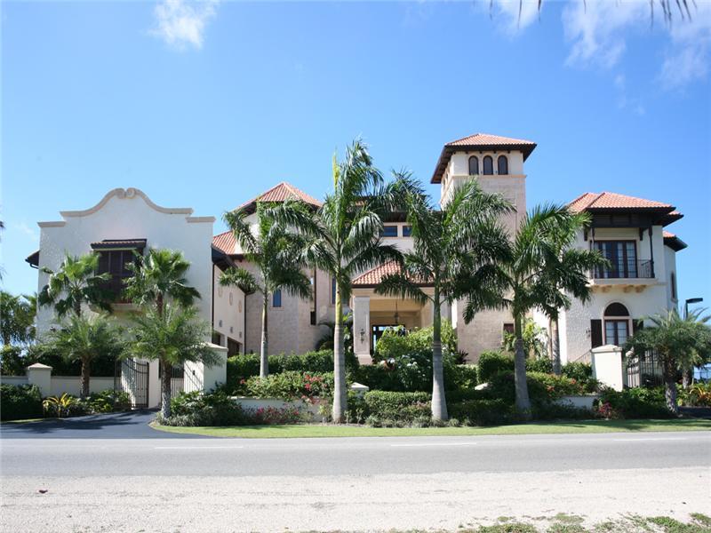 Castillo Caribe A Grand Oceanfront Mega Mansion In The