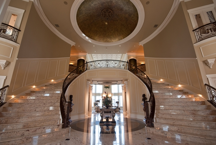 A Look At Some Of My Favorite Grand Staircases. What are YOUR favorites?