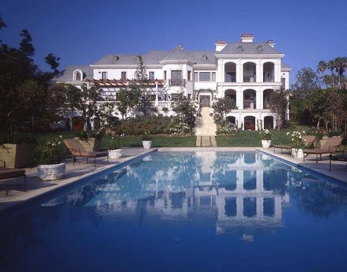 The Holmby Hills Mansion that Michael Jackson lived in has hit the market for $28.995 Million