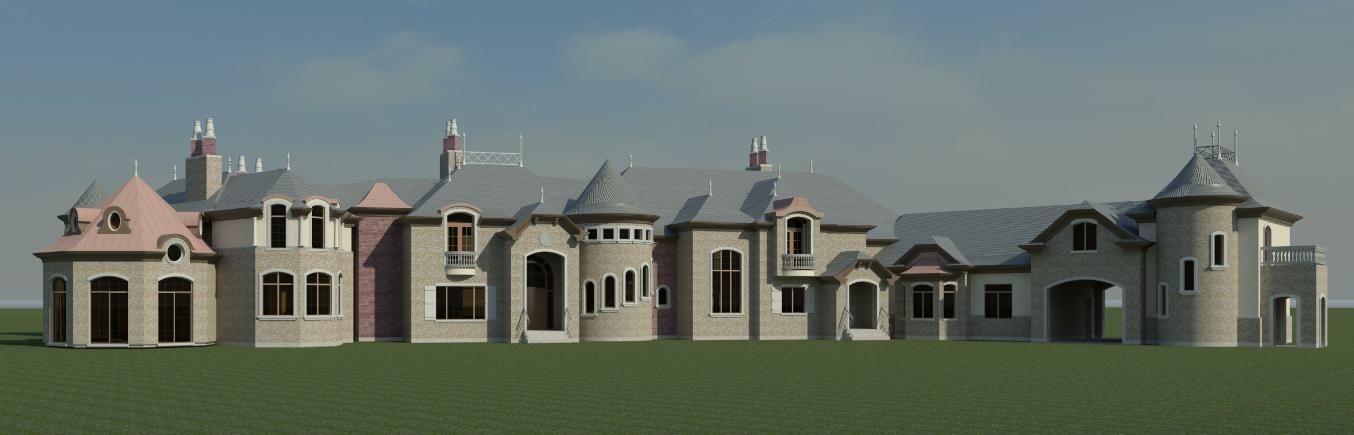 25,000 Square Foot Mega-Mansion Being Built In Utah