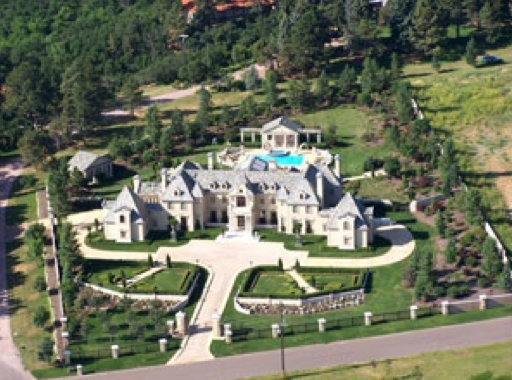 Marvelous This Luxurious French Chateau Is Located At 3590 Maison View In Colorado  Springs, CO. It Boasts 16,300 Square Feet Of Living Space And Is On The  Market For ...
