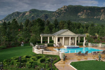 Luxurious French Chateau In Colorado Springs, CO