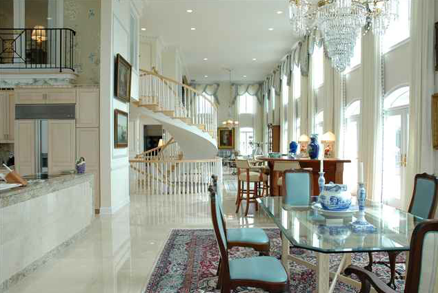 The Marble House In Avalon Nj Homes Of The Rich