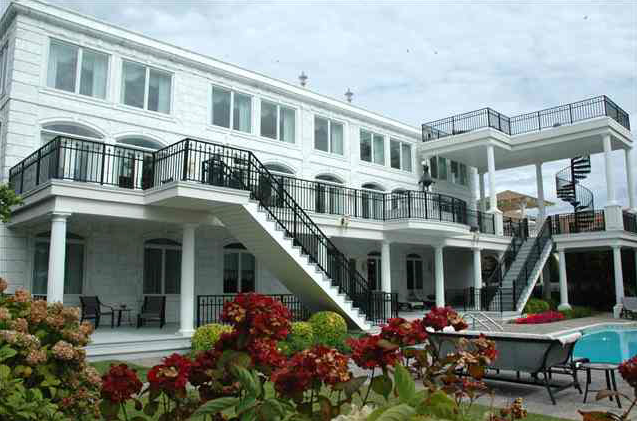 """The Marble House"" In Avalon, NJ"