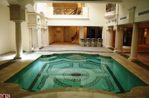 Rent This 34 000 Square Foot Los Angeles Mega Mansion For
