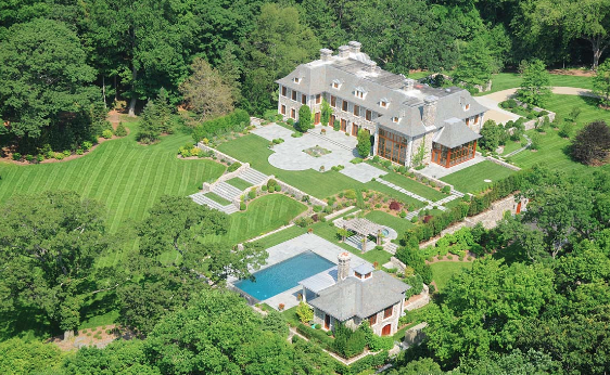 Is greenwich ct rich