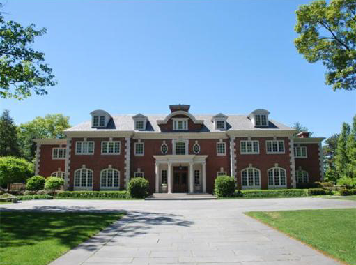 21 Million Newly Listed Mansion In Weston Ma Homes Of