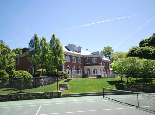 $21 Million Newly Listed Mansion In Weston, MA