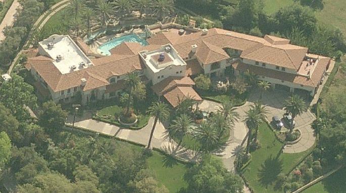 Mansions Galore In Bradbury, CA