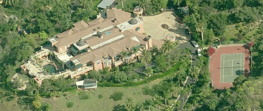 Mansions Galore In Bradbury Ca Homes Of The Rich