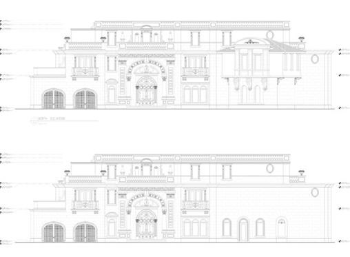 Grand European Mansion To Be Built In Fort Lauderdale, FL