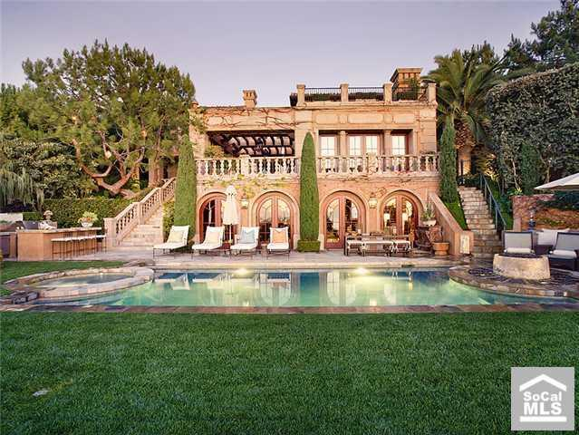 Tuscany inspired estate with unparalleled views hotr