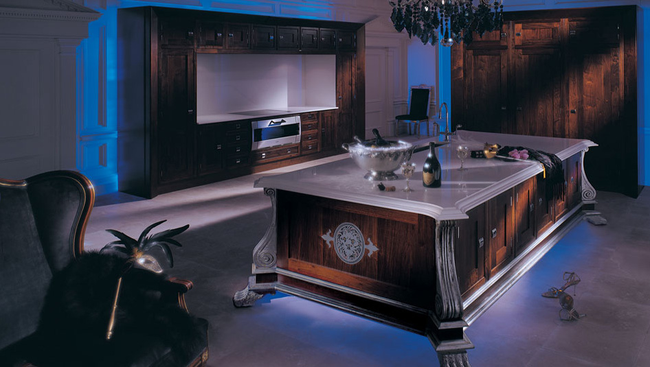 A look at some of my favorite gourmet kitchens what are - Clive christian marbella ...