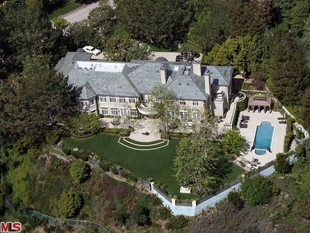 10 Beverly Park Homes Of The Rich