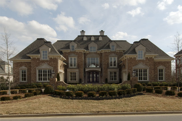 Newly built country club estate in brentwood tn homes of the rich