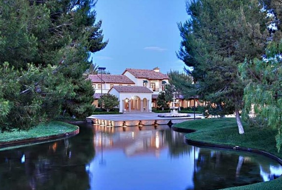 $37.5 Million Mega Estate Hits The Market In Las Vegas, NV