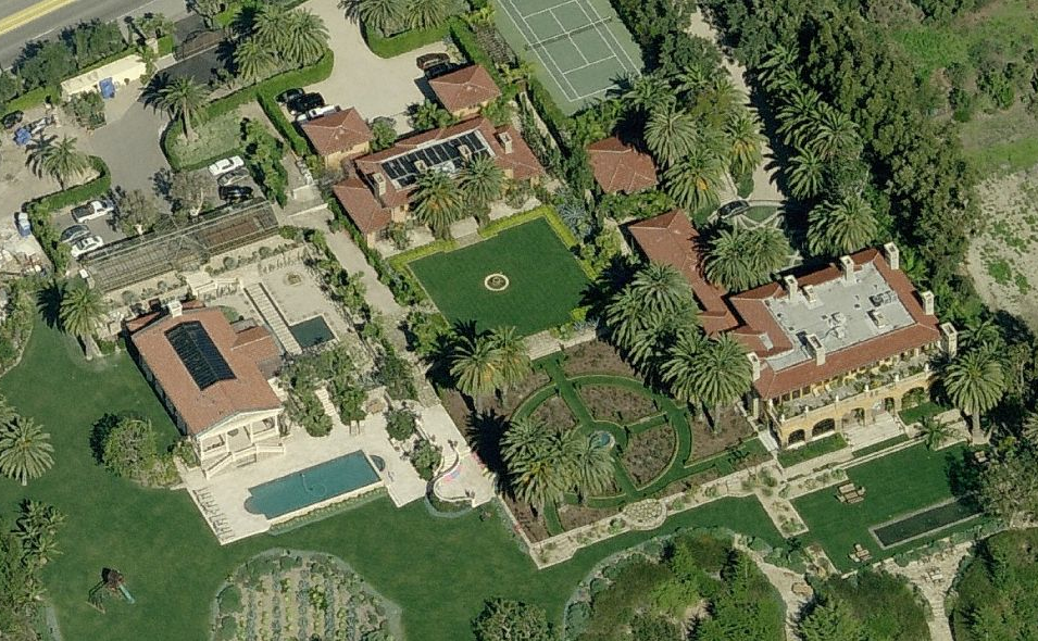 La Villa Contenta A Magnificent Malibu Compound Homes