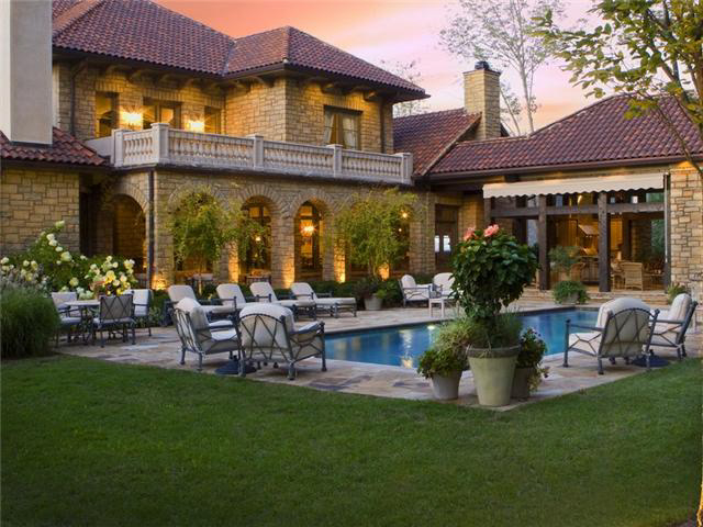 Incredible Tuscan Villa In Franklin, TN