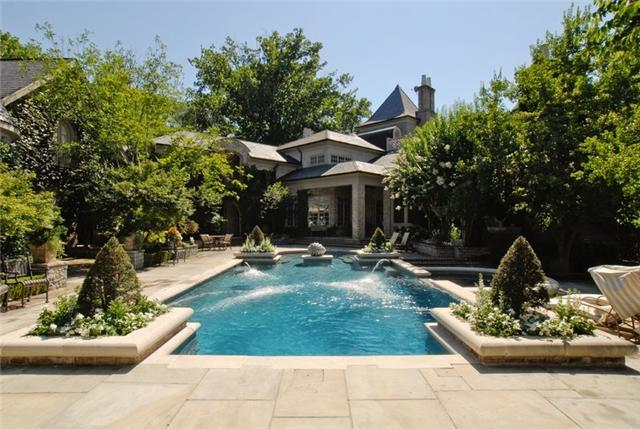 $22.5 Million Mansion Hits The Market In Nashville, TN