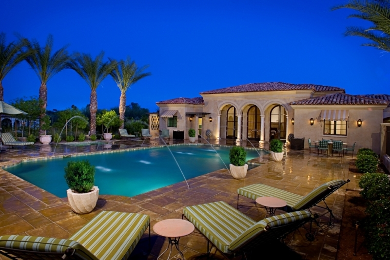 Newly Listed $17.9 Million Estate In Paradise Valley, AZ