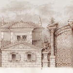 Gate House Elevation
