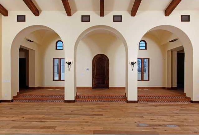 Spanish Revival Hacienda New Build In Rancho Santa Fe Ca