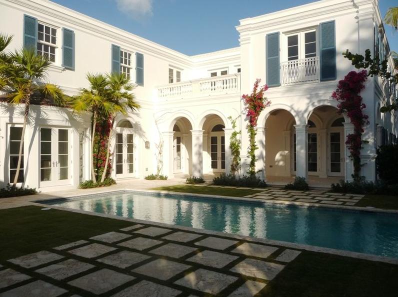 Newly Built $26 Million Estate In Palm Beach, FL