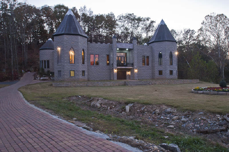 Your Very Own Medieval Castle In Ranger Ga Homes Of The