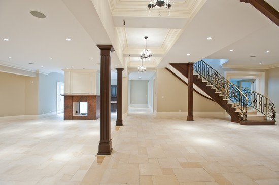 Newly Built 20,000 Square Foot Mansion In Northfield, IL