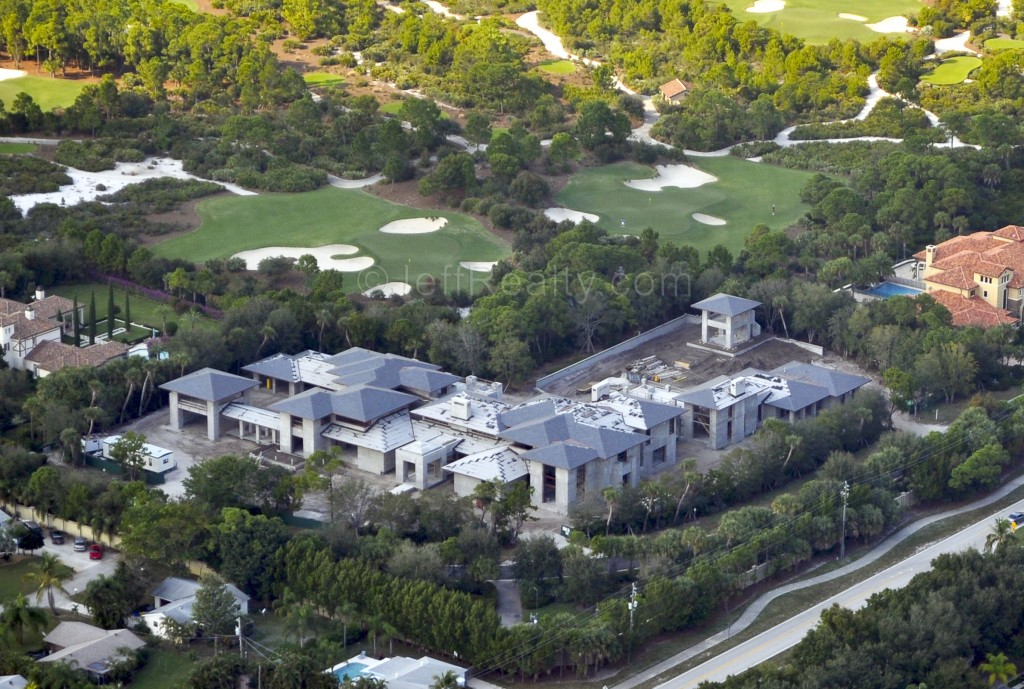 Exclusive First Look Of Michael Jordan's 39,000 Square Foot Jupiter Mega Mansion