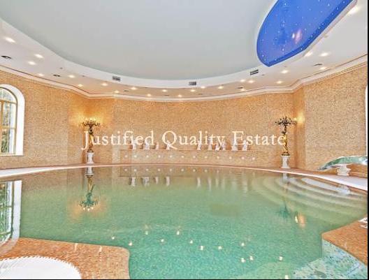 $35 Million Elaborate Estate In Russia
