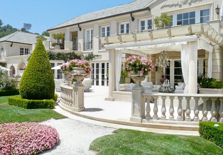 Lisa Vanderpumps Beverly Park Mansion On The Market For