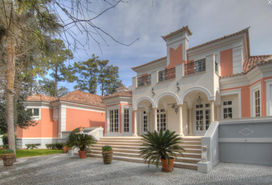 Villa Sentra Estate In Sea Island, GA