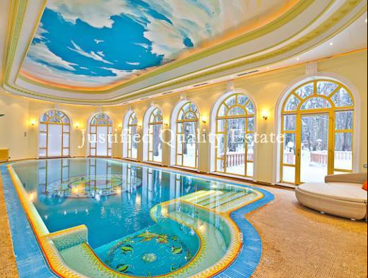 $25 Million Villa In Russia