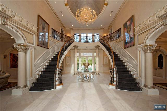 Kedar Massenburg S Saddle River Nj Mansion Hits The