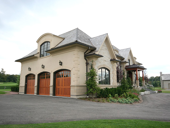 Brand New Mansion In Gated Community In Ontario Canada Homes Of The Rich