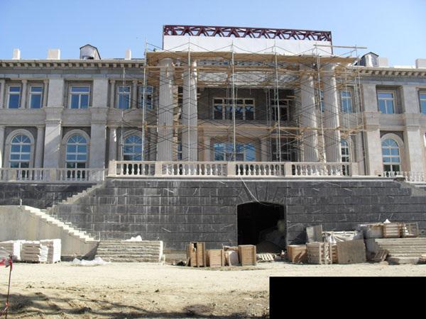 Vladimir Putin's Rumored $1 Billion Palace