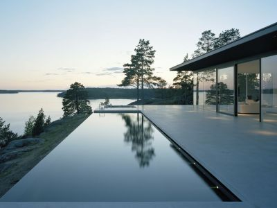 Modern Jewel In Sweden