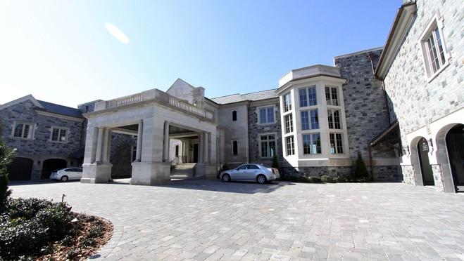 Derek Jeter's Tampa Mega Mansion Completed