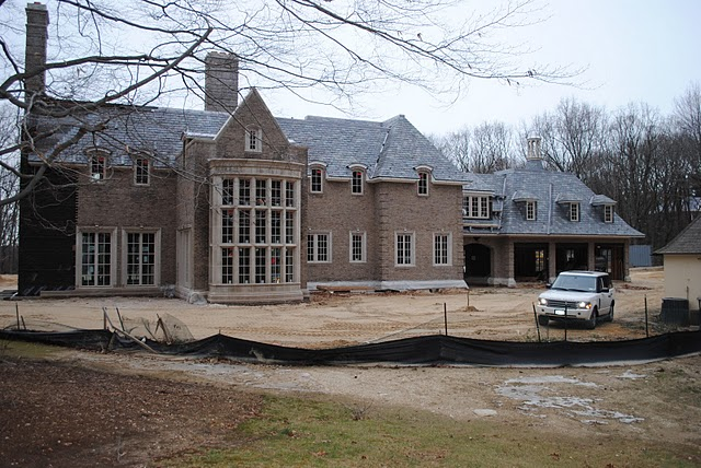 A Homes of the Rich Reader's 25,000 Square Foot Mansion
