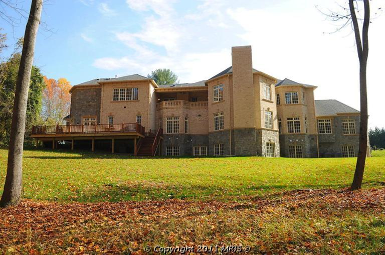 18,000 Square Foot New Construction In Mclean, VA