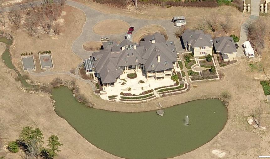 A look at North and South Carolina Mansions