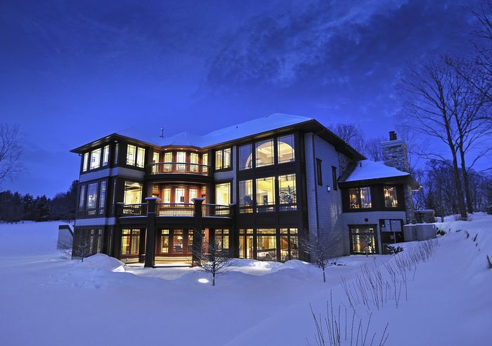 Stunning Newly Built Home In Orono, MN