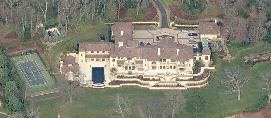 A Look At Some Mansions 38 Homes Of The Rich