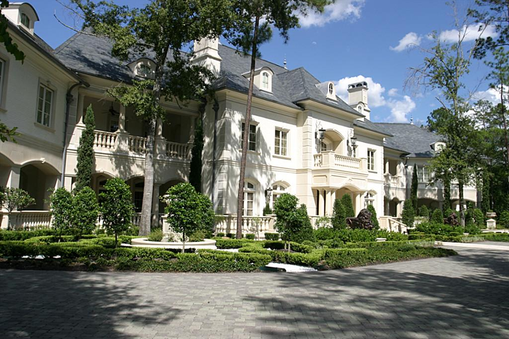 19 Million 30 000 Square Foot Mega Mansion In The Woodlands Tx Homes Of The Rich